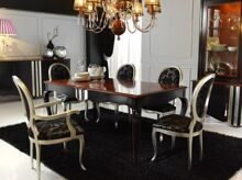 A950, PALAZZO DINING TABLE
